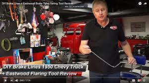 DIY Brake Lines Made Easy Plus A REVIEW Of The Eastwood Brake Tube ... Brake Lines For Chevy Trucks Extended Stainless Steel Front For 072018 Chevrolet 2000 Silverado Ck1500 C Sierra Soft Spongy Brake Pedal Installing Russel Fuel Line Routing Trifivecom 1955 1956 Chevy 1957 2003 Line Failure 18 Complaints Diagram 2001 Suburban Wiring And 9000 C30 2wd 9099 Pickup Ss By Goodridge C10 Upgrade Hot Rod Network Ford F150 2005