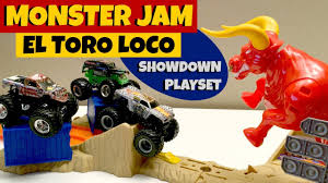 MONSTER JAM El Toro Loco Showdown Play Set - YouTube Monster Jam Trucks Decal Sticker Pack Decalcomania El Toro Loco 110 Catures 2017 Hot Wheels Case A 1 Truck Editorial Photo Image Of Damaged 7816286 Amazoncom Yellow Diecast Marc Mcdonald Photo By Evan Posocco Monster Truck Brandonlee88 On Deviantart Monster Jam Shdown Play Set Youtube Twitter Results Update Stafford Springs Ct Manila Is The Kind Family Mayhem We All Need In Our Lives Stock Photos