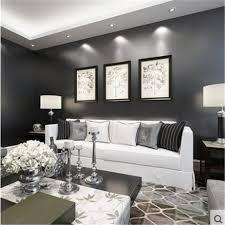 beibehang reine schlichten schwarzen tapete schlafzimmer wohnzimmer tapete nonw öfen tv hintergrund wand papier seide papel de parede