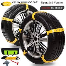 Best Rated In Car, Light Truck & SUV Snow Chains & Helpful Customer ...