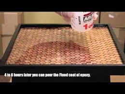 Liquid Floor Leveler Youtube by Epoxy Tutorial Youtube Shopping Pinterest Penny
