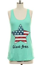 Live Free Comfortable And Stylish With This Tank