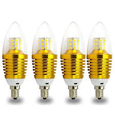 led candelabra light bulbs 7 watt 60w equivalent replacement 560