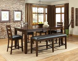 Tall Dining Room Sets Table How Should Legs Be