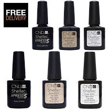 Cnd Uv Lamp Instructions by Choose From Any New Cnd Shellac Art Vandal Colour Base Coat Or