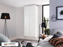 kleiderschrank alpinweiß weiß hochglanz 91 cm alabama