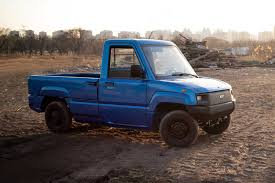 100 Picture Of Truck Meet Pickman The First Electric Pickup Available In