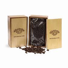 Wooden Coffee Box Caja De Madera