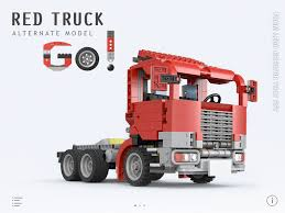 Red Truck For LEGO Creator 7347 Set - Building Instructions App ... Lego 5765 Creator 3 In 1 Transport Truck 13 Youtube Introducing Urban Automotive Modifier Customiser And Creator Of Highway Pickup 7347 Boxtoyco Amazoncom Creator Cstruction Hauler 31005 Toys Games Lepin 21016 Whirl Wheel Super Funbricks Ideas Lego Dump How To Build Flatbed Truck 6910 Timelapse Airshow Aces 31060 Toysrus Set 30024 Bagged The Minifigure Store Legoism 5893 Offroad Power Review Blue Sporty Nirvana Hot Wheels Harry Bradley Designed This 1990 Chevrolet 454 Ss