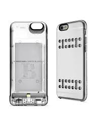 Gemstone Clear iPhone 6 Battery Case