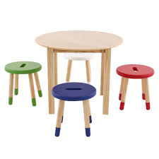 Child Reading Table Natural Wood Kid And Toddler Round Table Set With 4  Colored Stools - Buy Child Reading Table,Kids Table And Chair Set,Kids  Table ... Little Kids Table And Chairs Children Oneu0027s Costzon Kids Table Chair Set Midcentury Modern Style For Toddler Children Ding 5piece Setcolorful Custom Made Childrens Wooden And By Fast Piper 4 Chairs 5 Piece Pieces Includes 1 Activity 26 Years Playroom Fniture Costway Wood Colorful Rakutencom Frozen With Storage Dinner Amazoncom Delta U0026 Simple Her Tool Belt