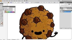 Una Cookie con Illustrator by Tony Centeno Pampling