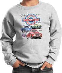 100 1950 Ford Truck Parts Kids Pickup S Sweatshirt Products Pickup Trucks
