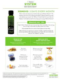 It Works Cleanse Product Info