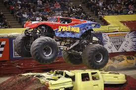 Monster Trucks Ready To Rock Van Andel Arena This Weekend | MLive.com