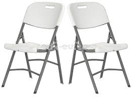 Event Furniture - Folding Event Chairs (Set Of 2) | REDX WORLD