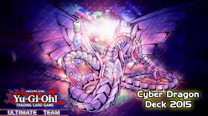 Best Cyber Dragon Deck Profile by Cyber Dragon Duels Deck Profile April 2015 Youtube
