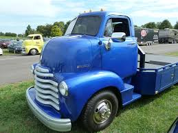 100 1940s Trucks Late Chevrolet Cab Over Engine COE Truck Flickr