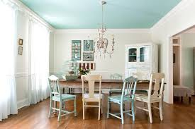 Shabby Chic Dining Room Table And Chairs by Seaside Style In Brentwood Tn Suburbia Shabby Chic Style