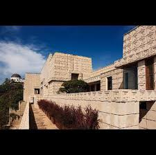 100 Frank Lloyd Wright Textile Block Houses S Iconic Ennis House Hits The Market