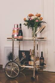 ein neuer interior favorit unser goldener barwagen