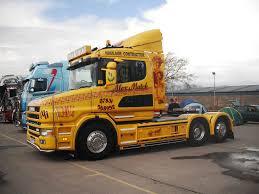 100 Carlisle Truck Show Vintage Rosehill SCANIA T Cab 777ken Flickr
