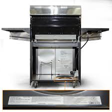 Deluxe Patio Bistro Gas Grill by Find My Model Number Char Broil