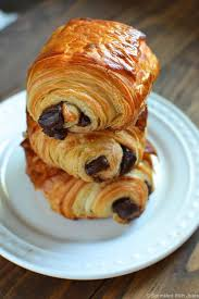 Flakey Buttery Delicious Croissant Dough Filled With Melty Dark Chocolate A Foolproof Recipe