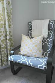 13 easy and fast diy ikea poang chair hacks shelterness