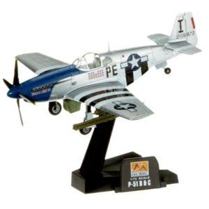 Easy Model 36355 P-51 BC Mustang Patty Ann Ii Model - 1/72 Scale