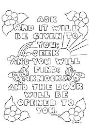 Free Childrens Bible Story Coloring Pages Top Printable Verse Sheets