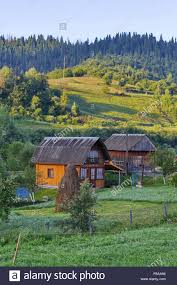 100 Houses In Nature Small Houses In A Mountainous Area With Beautiful Nature