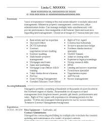 Contract Administrator Resume Management Examples Natural Resources And With Regard To
