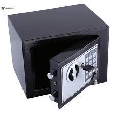 coffre fort de bureau numérique électronique coffre fort de sécurité mini verrouillage