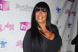 Big Ang Mural 2016 by Mob Wives Latest News Photos And Videos In Touch Weekly