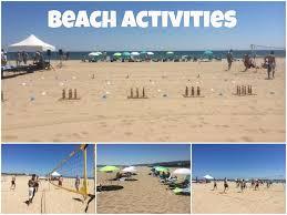 TEAM BUILDING Beach Activities 100pax Gava