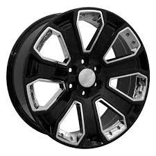 Chevy Silverado Oe Wheels Chevy Silverado 1500 Style CV74 Factory OE ...