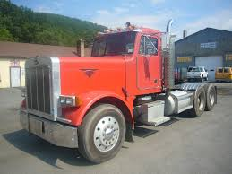 100 Used Day Cab Trucks For Sale 1988 Peterbilt 379 Tandem Axle Tractor For Sale By Arthur