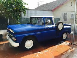 1960 Chevrolet Apache Short Bed Step Side - Classic Chevrolet Other ...