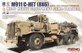 MENG U.S M911 C-HET (8x6) & M747 Heavy Equipment Semi-Trailer - 1/35 ... Icm 35453 Model Kit Khd S3000ss Tracked Wwii German M Mule Semi Tamiya 114 Semitruck King Hauler Tractor Trailer 56302 Rc4wd Semi Truck Sound Kit Youtube Vintage Amt 125 Gmc General Truck 5001 Peterbilt 389 Fitzgerald Glider Kits Vintage Mack Cruiseliner T536 Unbuilt Ebay Bespoke Handmade Trucks With Extreme Detail Code 3 Models America Inc Fuel Tank Horizon Hobby Small Beautiful Lil Big Rig And Kenworth Cruiseliner Sports All Radios 196988 Astro This Highway Star Went Dark As C Hemmings Revell T900 Australia Parts Sealed 1