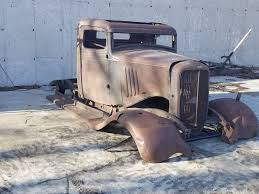 100 1934 Chevy Truck 1935 Pickup Ratrod Air Ride 4 Link Project 1933 1936 1937