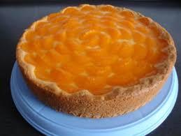 mandarinen schmand torte