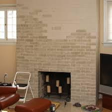 Paint Colors Living Room Red Brick Fireplace by How To Update A Dated Brick Fireplace With Paint This Beginner U0027s