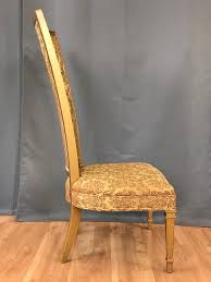 Statesville Hollywood Regency Louis XVI Giltwood High Back ... Hollywood Regency Vintage Louis Xvi Style Pair Of High Back 1960s Tufted Ivory Velvet Armchair Chairs In Animal Hollywood Regency Retro 70s Highback Arm Mid Century Attributed To Adrian Pearsall For Craft A Set 2 Everything You Need To Know About Design Palma Lounge Chair Green Xk64 Advancedmasgebysara
