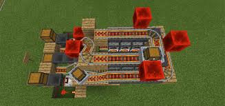 20 clever redstone creations redstone minecraft pe maps