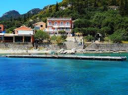 100 Molos Beach Apartments Paleokastritsa Greece Bookingcom