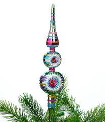Black Angel Christmas Tree Topper by Holiday U0026 Christmas Ornaments U0026 Tree Accessories Dillards
