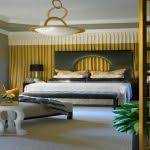 Bedroom Gold Decor Elegant Brown Furniture Black And Room Theme