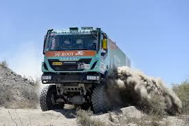100 Toughest Truck 2472 Trakker Evolution 3 Dakar 2014 Iveco