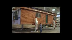 Modular Log Home construction from start to finish